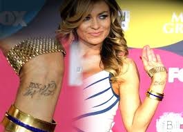 photos celebrity tattoos