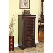 Jewelry Armoire Cherry In Need Of Classic Style Jewelry Armoire Cherry Bedroom