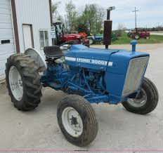 Ford 3000 Tractor Item Ac9280 Sold May 6 Vehicles And E
