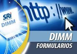 lista blanca sri ecuador dimm multiplataforma servicio de rentas internas