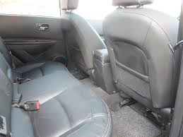 nissan qashqai leather seat covers used nissan qashqai hatchback 1 5 dci tekna 2wd 5dr in woking