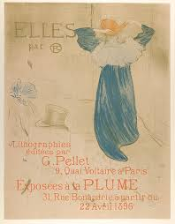 bureau poste toulouse henri de toulouse lautrec elles poster for 1896 exhibition at la