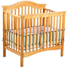 Delta Liberty Mini Crib Delta Liberty 2 In 1 Mini Crib Oak Walmart