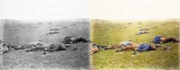 colorized civil war photos iconic photos color tmb