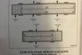 nissan patrol ecu wiring diagram wiring diagram