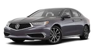 lease a 2018 acura tlx automatic awd in canada canada leasecosts