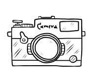 camera sketch vector download 624 vectors page 1