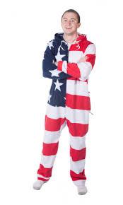 american flag onesies one sleepwear onesie for adults