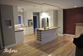 simcoe street kitchen and living room tour the