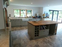 Kitchen Island Worktops Uk Mornington Shaker Kitchen Fitted In Stevenage Hertfordshire