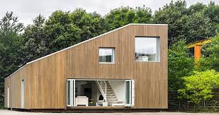 sustainable design made of shipping containers home design