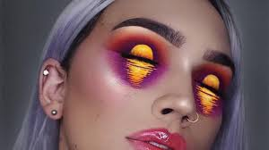 makeup artist miami makeup artist creates mystifying optical illusions