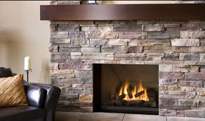 rock over brick fireplace home design ideas modern with rock over