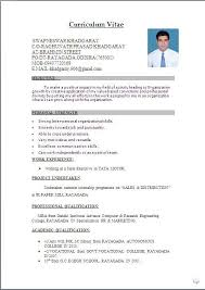 templates for freshers resume freshers cv format 3 standard resume competent nor templates fresher