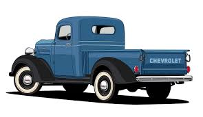 Classic Chevy Trucks 1965 - this is what a century of chevy trucks looks like automobile