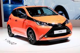 toyota in geneva no fr s refresh but fun with aygo motor trend