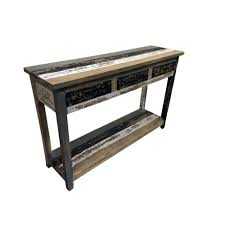 Enticing Dining Area Enticing Wooden Console Table Benzara Set This Console Table