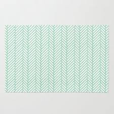 Mint Area Rug Mint Green Geometric Area Rug Mint Green Rug Geometric Rug