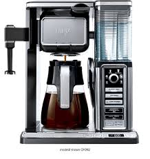 Alaska travel coffee maker images Coffee maker ninja coffee bar hot and iced coffee machine for home png