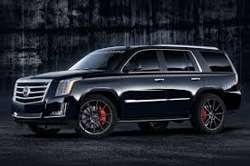 lexus hennessy cadillac escalade hennessey hpe550 boasts 557 hp motor trend wot
