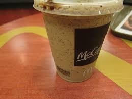Coffe Di Mcd review mcdonald s mccaf礬 chocolate chip frapp礬 brand