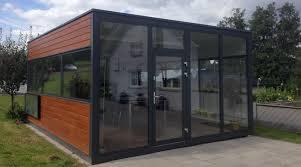wohncontainer design bürocontainer hochwertige büropavillons kaufen lissyhaus