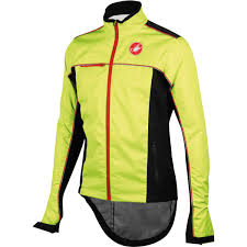hi vis cycling jacket waterproof amazon com castelli sella rain jacket men u0027s sports u0026 outdoors