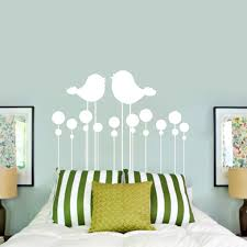 Cool Wall Decals by Cool Wall Decal Headboard On Home Headboards Furniture Royal