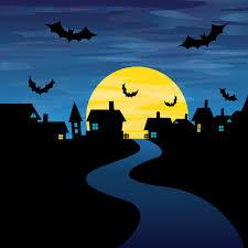 Halloween Vector Images Halloween Night Vector Vector Art U0026 Graphics Freevector Com