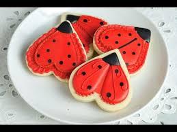 ladybug cookies ladybug cookies haniela s