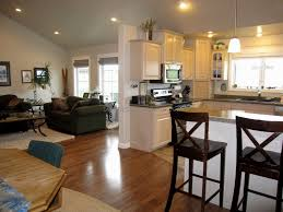 What Is Open Floor Plan Decorating Ideas For Open Living And Dining Room Floor Plan 2