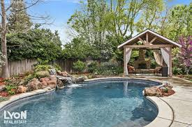 16 homes for sale with amazing pools in the sacramento area