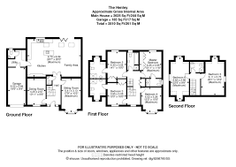 6 bedroom detached for sale in corley