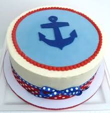 nautical baby shower cake cake my cakes pinterest shower