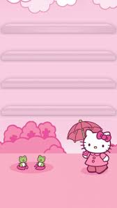 tap free app kitty girls bow pink cute