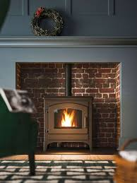 wood burning stove hearth ideas old wood stove on brick hearth