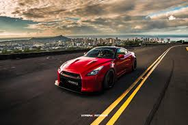 nissan godzilla r34 this liberty walk nissan gt r shoot in oahu is a moving volcano