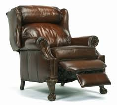 Modern Recliner Furniture Wing Back Recliner Will Add Comfort And Style In Your