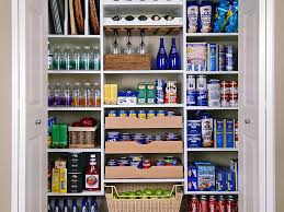white pantry drink and fast food kitchen shelving ideas open