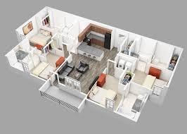 four bedroom house floor plans four bedroom parkland point