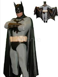 Halloween Batman Costumes Halloween Multicolor Batman Costume Cosplay Unisex Lycra Spandex