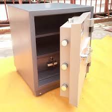 Safe Cabinet Double Keys Fireproof Safe Deposit Box Password Safe Box Digital