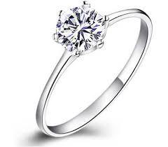 silver diamond rings diamond ring silver satisfaction silver diamond ring jewelry