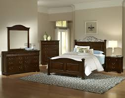 VaughanBassett Furniture Bed Buy Addison Arched Panel Bed W Metal - Discontinued bassett bedroom furniture