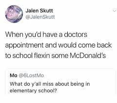Doctor Appointment Meme - dopl3r com memes jalen skutt jalenskutt when youd have a