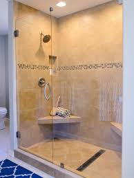 Tiled Shower Ideas Tile Ideas For Small Bathroom With Shower On Design Size Bathrooms