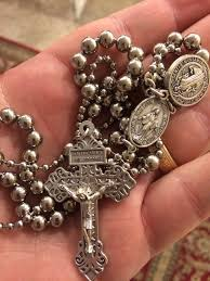 my rosary church militant weapons for the field quartermaster of the barque