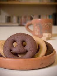 plats cuisin駸 weight watchers petits biscuits au chocolat et au café les adorateurs de seitan