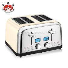 Bread Toaster Automatic Bread Maker Toaster For Delicious Breakfast Cooking