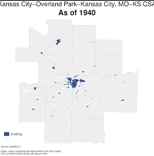 Kalamazoo Zip Code Map by Has The Expansion Of American Cities Slowed Down